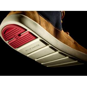 Helly Hansen Stockholm Kengät Miehet, new wheat/bungee cord/sunflower/natura/oxide red